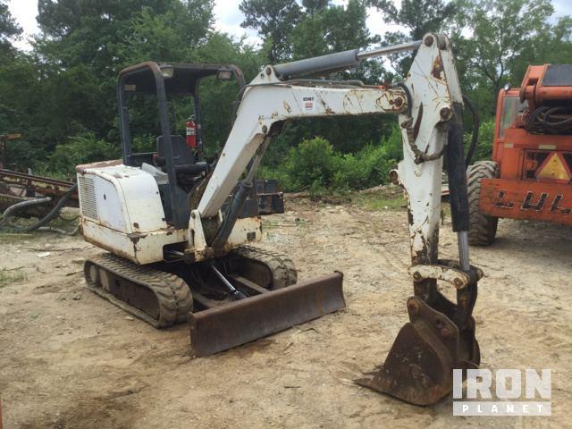 Bobcat 331 Mini Excavator in Conley, Georgia, United States