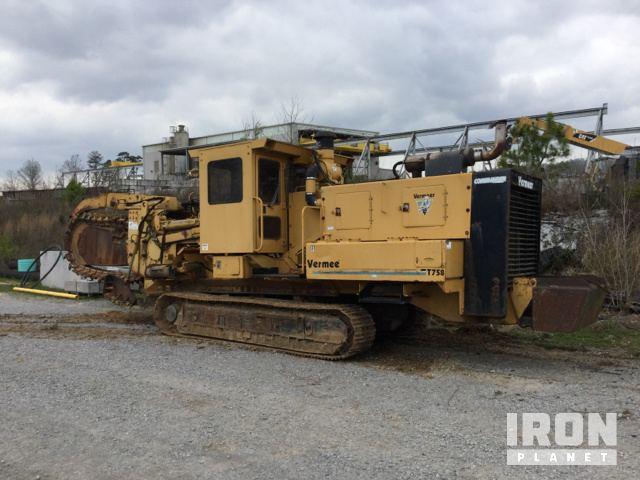 Vermeer T758 Trencher in Lenoir City, Tennessee, United