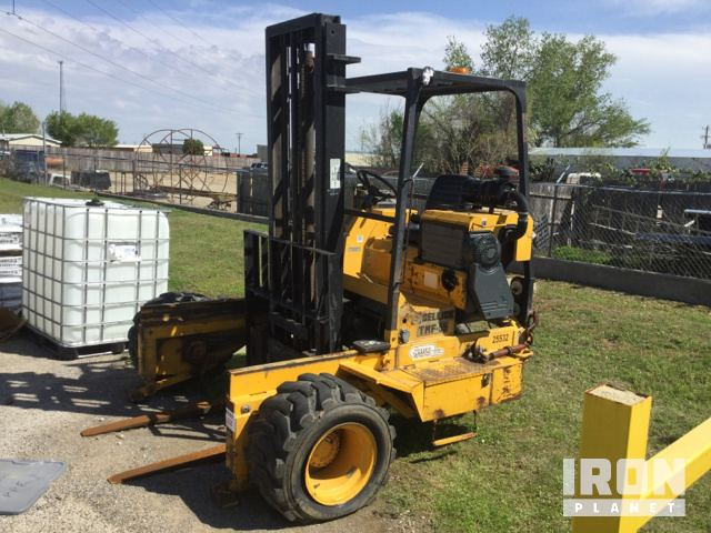 sellick tmf 55 truck mounted forklift in krugerville texas united rh ironplanet com