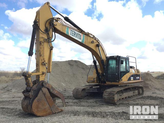 2007 Cat 324DL Track Excavator in Regina, Saskatchewan