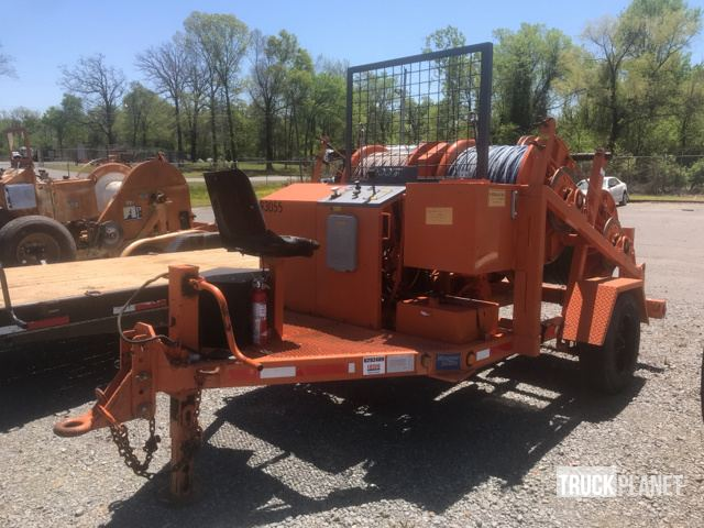 2001 Wagner-Smith T-4DP-30 Cable Puller in Little Rock