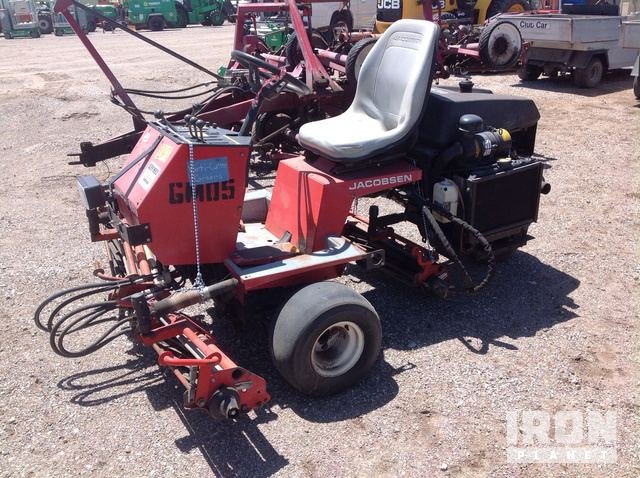 Jacobsen Greens King IV Mower in Humble, Texas, United States