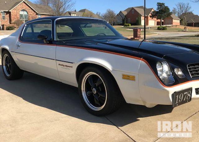 1978 Chevrolet Camaro RS in Dallas, Texas, United States