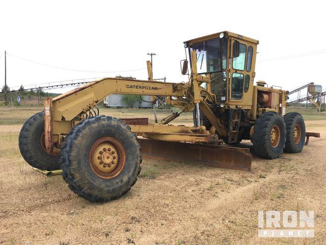 Cat 14G Motor Grader