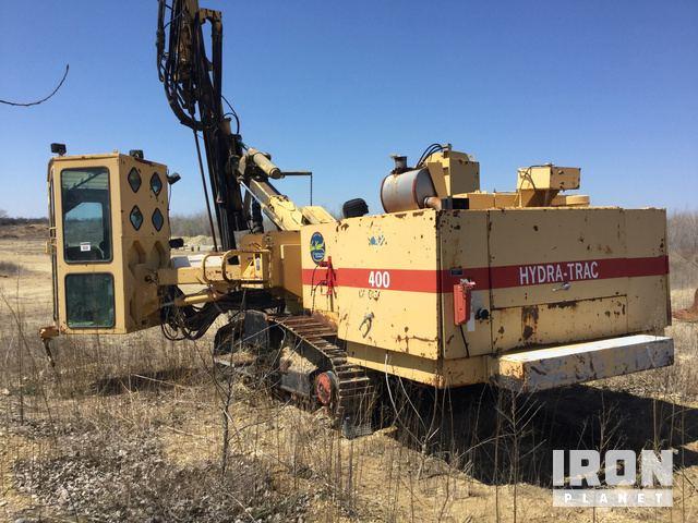 Svedala 400-CR Crawler Mounted Blast Hole Drill in Augusta