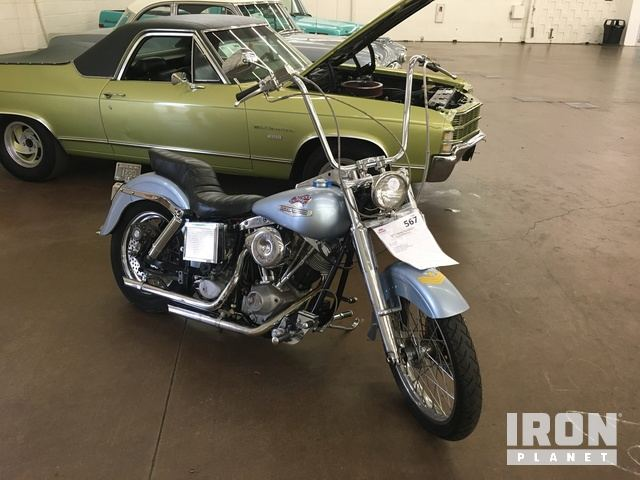 1977 Harley-Davidson Shovel Head Motorcycle in Dallas, Texas