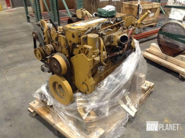 Surplus Cat 3126 Diesel Engine in Chambersburg, Pennsylvania