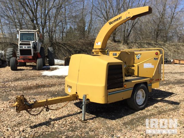 2002 Vermeer BC1000 Chipper in Fairburn, Georgia, United