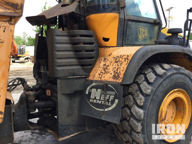 2006 JCB 718 Off-Road End Dump Truck in Gainesville, Florida