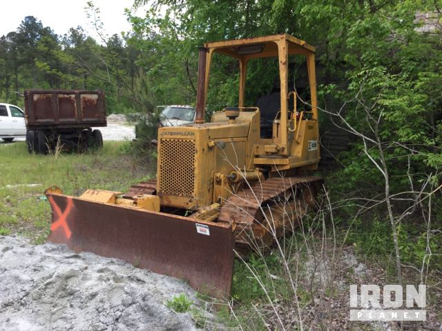 Cat D3B Crawler Dozer in Elberton, Georgia, United States