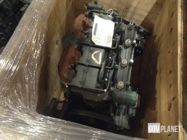 Surplus Lot of (18) Onan Diesel Engines in Chambersburg