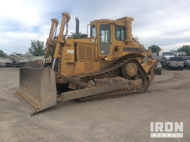 Cat D7H Crawler Dozer in Grand Junction, Colorado, United States