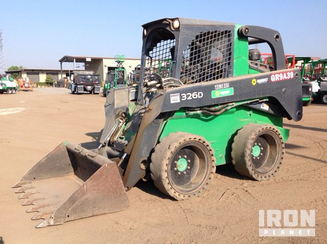 John Deere 7775 Skid-Steer Loader in Grand Junction