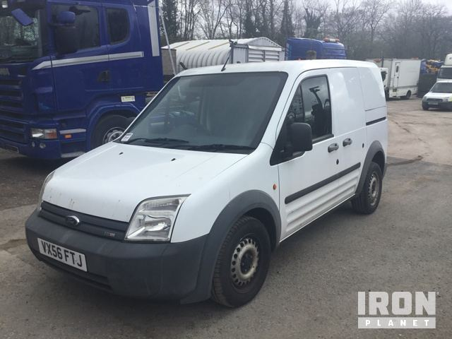 2007 Ford Transit Connect T200 Van In Ingleton North Yorkshire