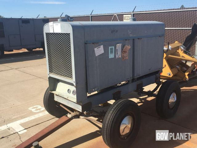 Surplus Lincoln Electric SAM-400 F245 Engine Driven Welder in Hill ...