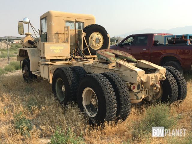 Surplus Kaiser / Jeep XM818 5 Ton 6x6 Tractor Truck in