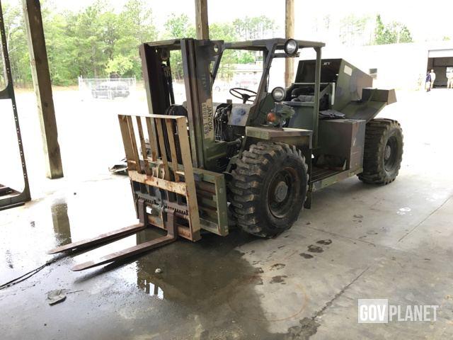 Surplus Entwistle MHE-270 Rough Terrain Forklift in Fort