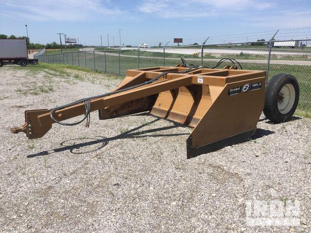 Strobel HDFL-10 Box Scraper in Odessa, Missouri, United