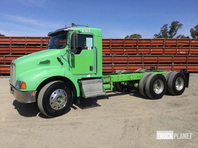 2003 Kenworth T300 Cab & Chassis in Martinez, California, United
