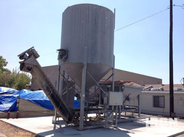 U Cart Concrete Batch Plant In Covina California United