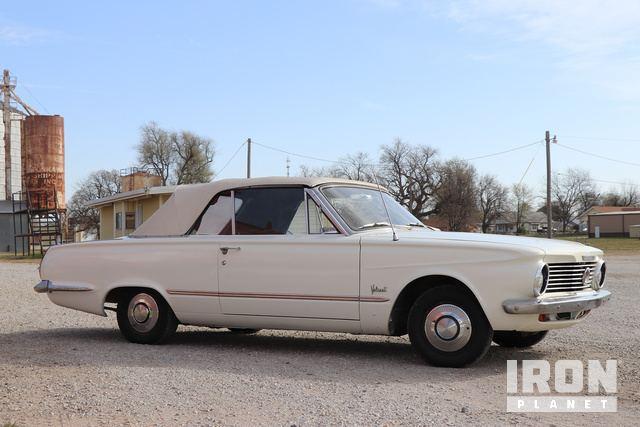1964 Plymouth Valiant V200 Convertible in Tulsa, Oklahoma, United
