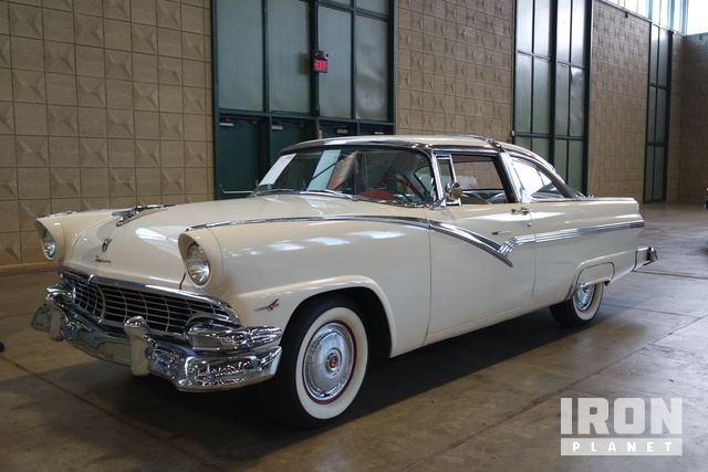 1955 Ford Crown Victoria in Tulsa, Oklahoma, United States