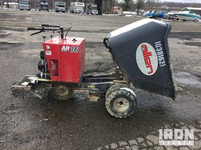 2015 (unverified) Allen Engi AR16PB-F Concrete Buggy in