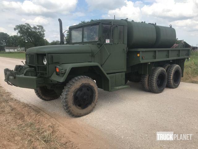 Surplus 1967 Kaiser / Jeep M35A2 2 1/2 Ton 6x6 Cargo Truck