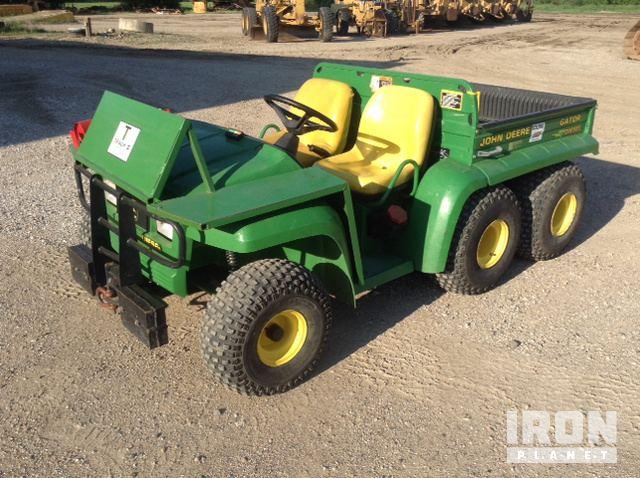John Deere Gator 6x4 Utility Vehicle In Lakeville Minnesota