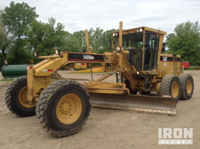 Cat 140H Motor Grader in Lakeville, Minnesota, United States