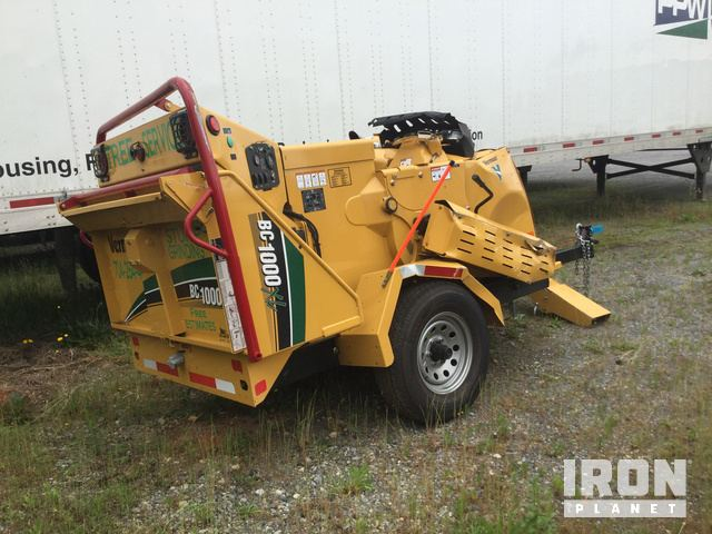 2018 Vermeer BC1000XL Chipper in Kings Mountain, North