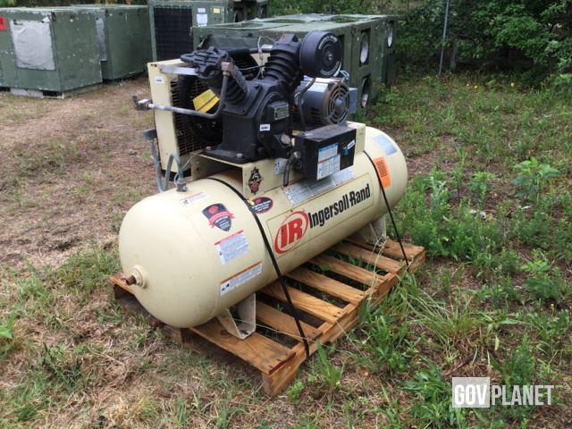 Surplus Ingersoll-Rand 2475 Electric Air Compressor in