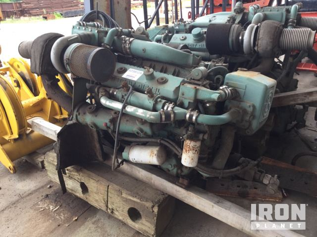 Detroit 8V71 Engine in Chesapeake, Virginia, United States