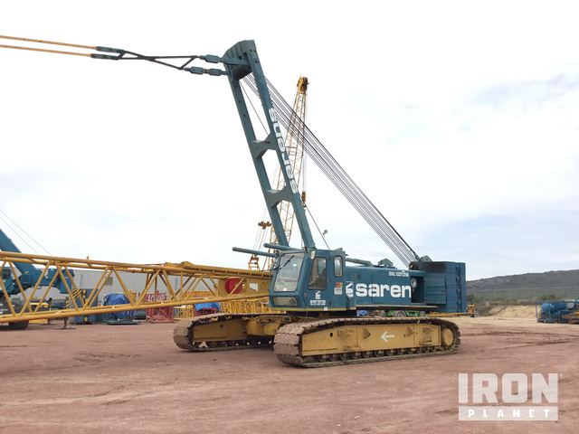 2008 Zoomlion QUY100 Lattice-Boom Crawler Crane in Miguel