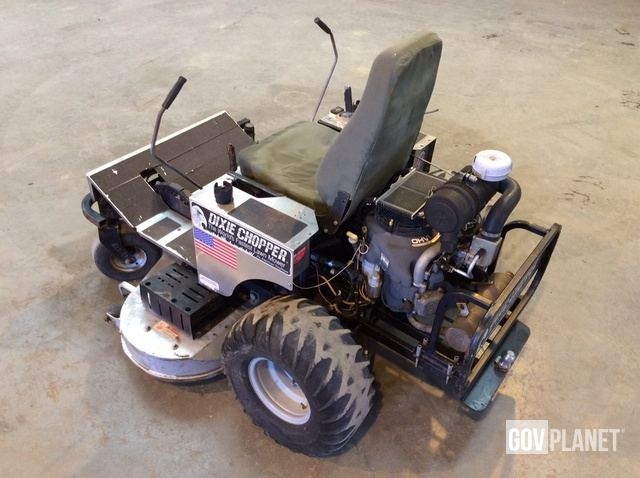 Surplus Lot - Dixie Chopper XG2703 Mower in Las Vegas