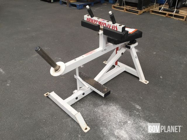 Surplus Body Masters Calf Raise Machine in Kapolei, Hawaii, United