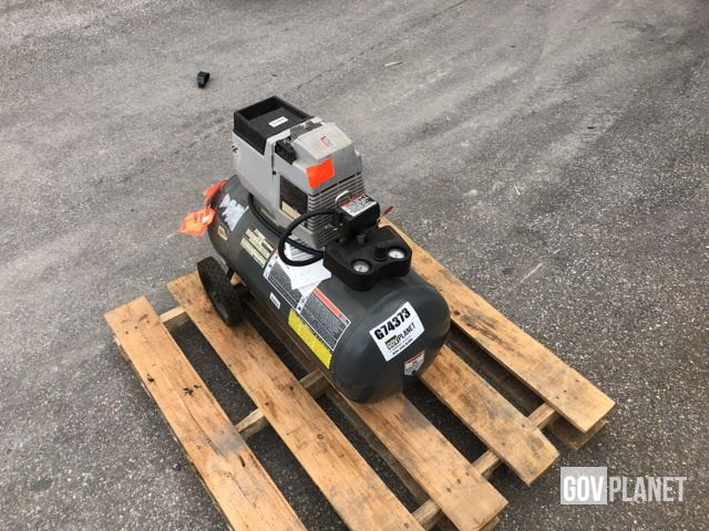 surplus devilbiss charge air pro 4 hp air compressor in chambersburg
