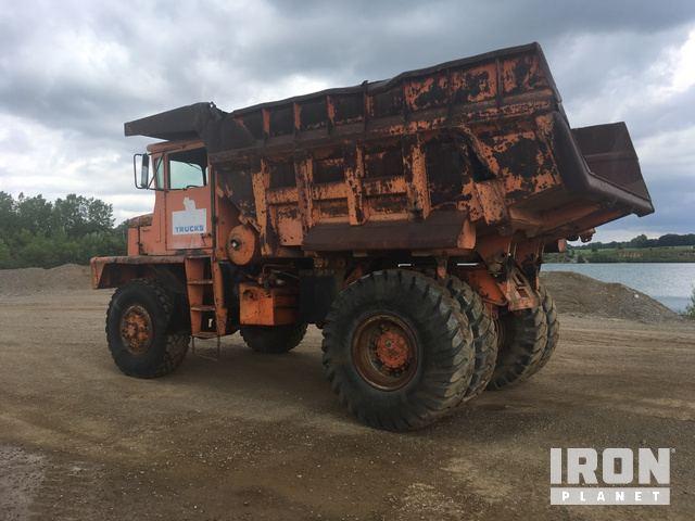 Mack M25X Off-Road End Dump Truck in Canton, Ohio, United