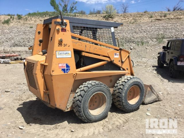 Case 1845C Skid-Steer Loader in Fruita, Colorado, United