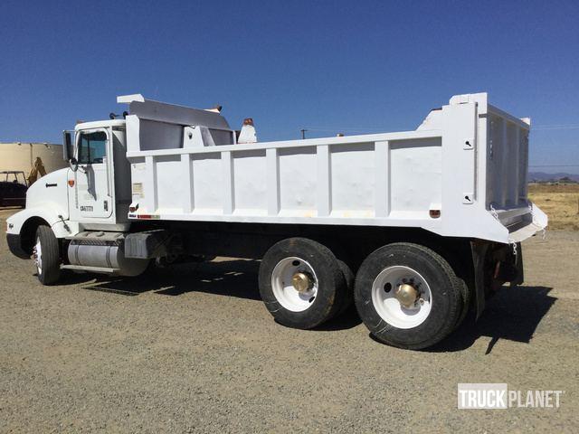 1993 International 9400 T/A Dump Truck in Travis Afb, California