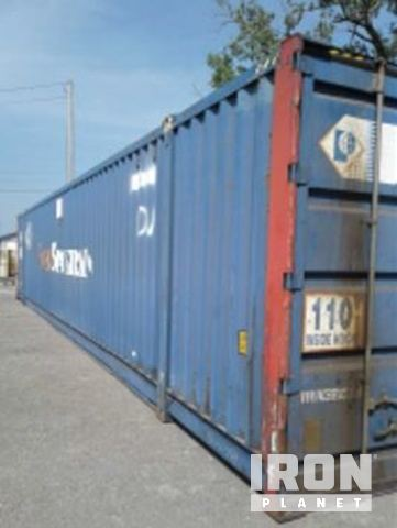 53' Storage Container in Fairmont City, Illinois, United States