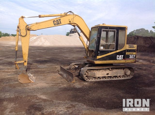 Cat 307 Track Excavator in Tyler, Texas, United States