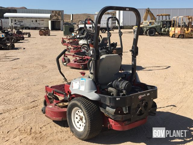 Surplus Exmark LZAS27KC524CA Lazer Z Mower in Yermo, California