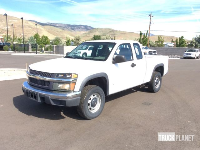 2006 Chevrolet Colorado Ls 4x4 Extended Cab Pickup In Carson City