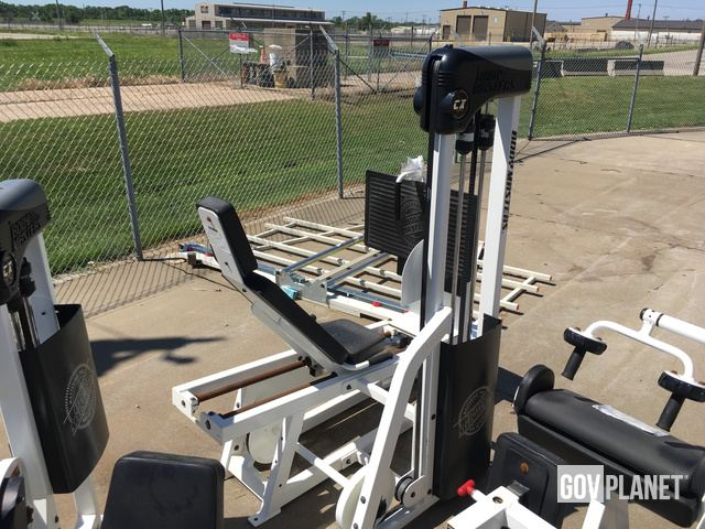 Surplus Lot of (5) Body Masters Gym Equipment in Fort Riley, Kansas