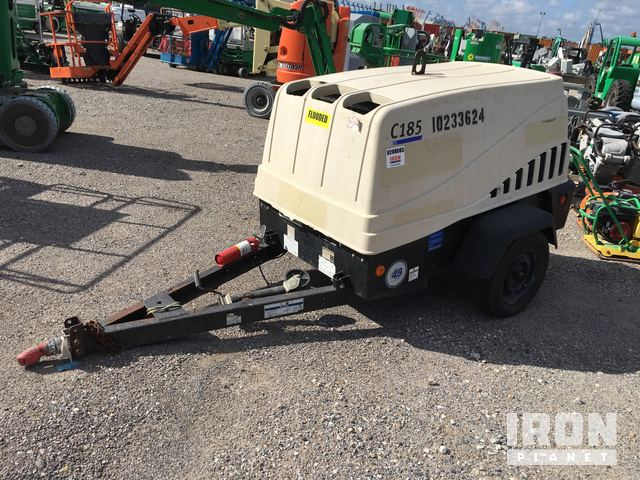2014 Doosan C185WKUB-FX-T4I Air Compressor in Humble, Texas