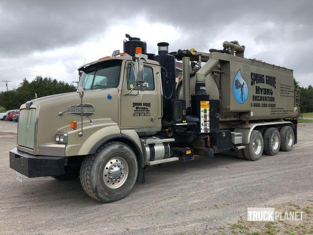 2007 Western Star 4900SA Hydro-Excavation Truck in Pontypool