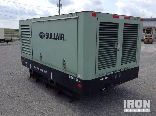 2013 sullair e900h electric air compressor in broussard louisiana rh ironplanet com