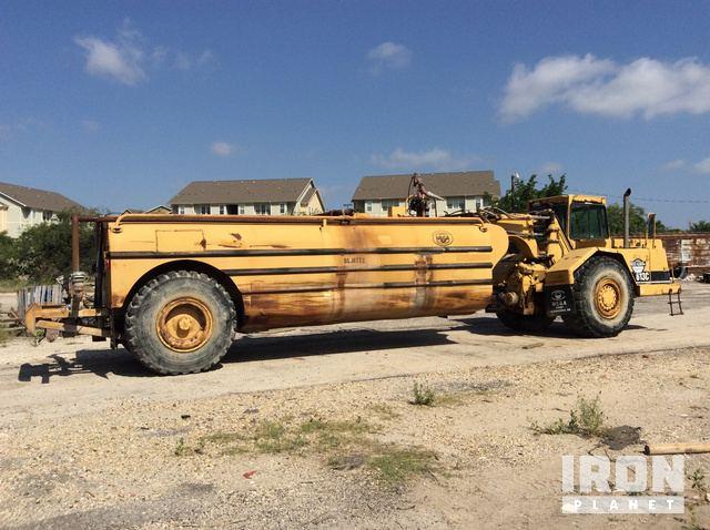 Cat 613C Series II Water Wagon in San Angelo, Texas, United