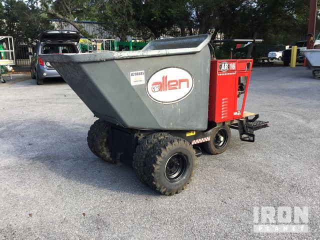 2012 Allen AR-16 Concrete Buggy in Niceville, Florida